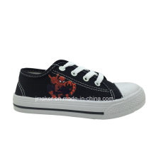 Zapatillas de lona Spide Man Printing Children (X171-S & B)